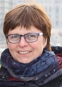 Birgit Ewert kandidiert erstmals für den Gemeinderat